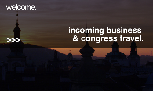 welcome - incoming business & congress travel