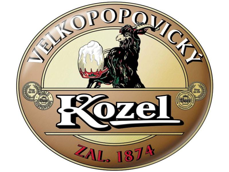 Official Kozel logo